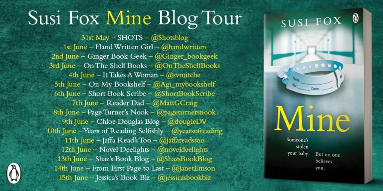 Mine Blog Tour